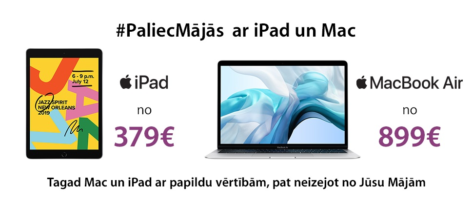 IPAD UN MACBOOK