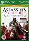 Assassins Creed 2 GOTY Xbox 360