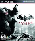 Batman: Arkham City PS 3