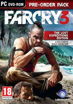 Screens Zimmer 8 angezeig: far cry 3 for ps3