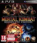 Mortal Kombat Komplete Edition PS 3