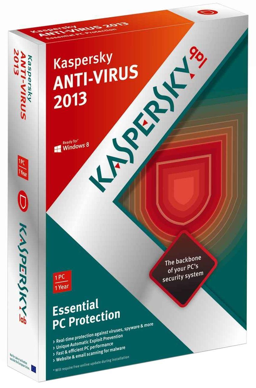 антивирус касперский 240мб