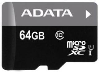 A-Data 64GB Micro SDXC Premier UHS-I