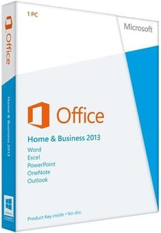 Microsoft Office Home and Business 2013...