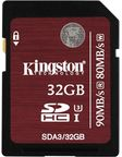 Kingston 32GB SDHC UHS-I U3 Class 3
