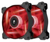 Corsair Case Fan Air Series AF120 Dual LED Red Quiet Edition CO-9050016-RLED