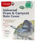 Clippasafe Universal Pram & Carrycot Rain Cover