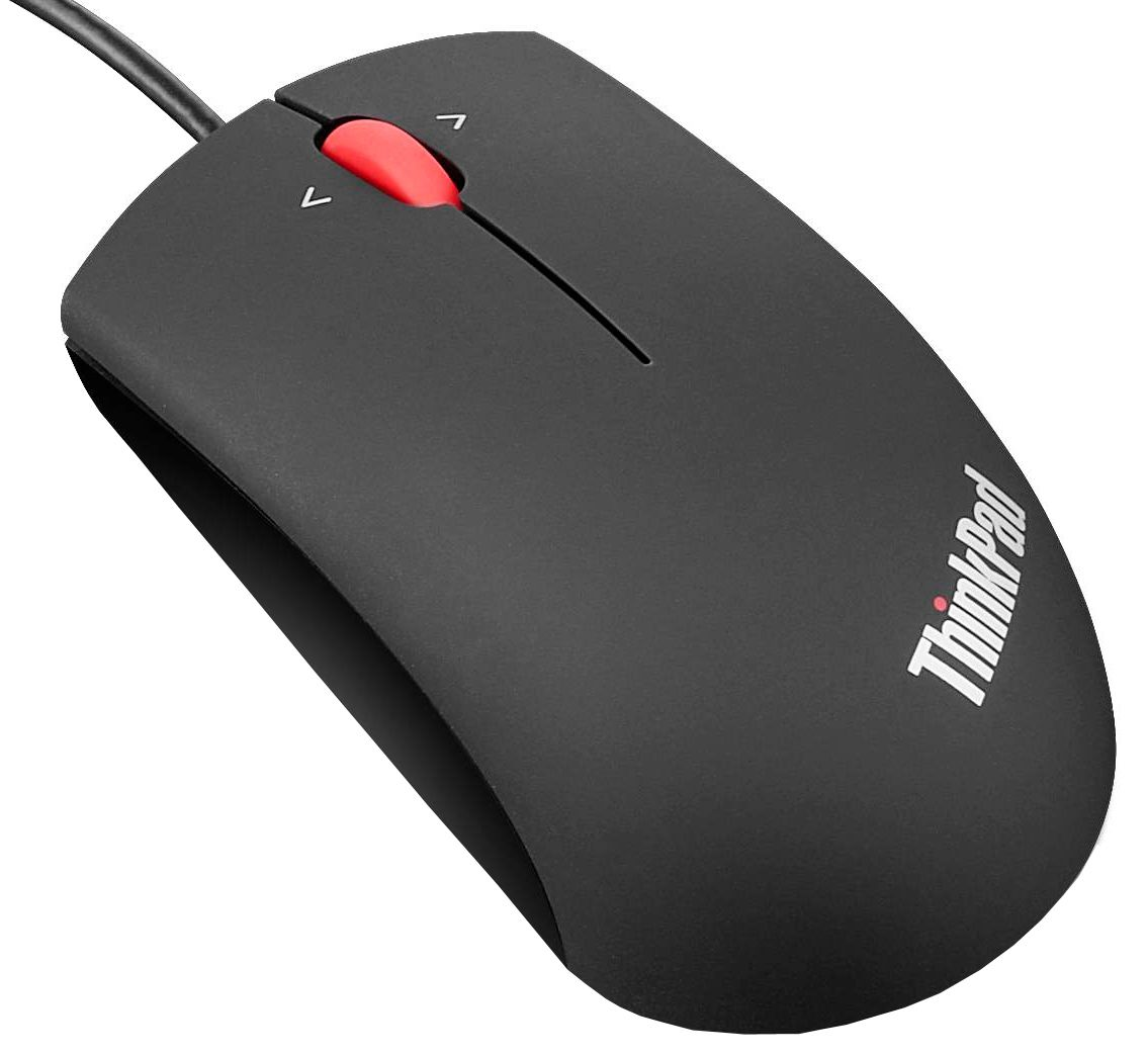 Lenovo ThinkPad Precision USB Mouse Midnight Black