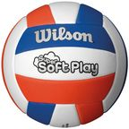 Wilson Super Soft Play White / Blue / Red