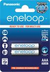 Panasonic Eneloop Rechargeable Battery 2xAAA 750mAh