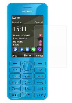 BlueStar Screen Protector For Nokia Asha
