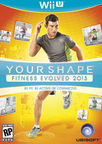 Your Shape Fitness Evolved 2013 WiiU