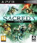 PS3 Sacred 3 First Edition PS3