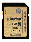 Kingston 128GB SDXC UHS-I Class 10