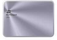 "Western Digital 1TB My Passport Ultra 2.5"" Metal Edition USB 3.0 Silver"