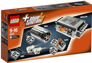 LEGO Power Functions Motor Set V110 8293