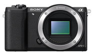 Sony Alpha A5100 Black Dual Lens 16-50mm / 55-210mm Kit