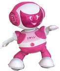 Tosy Discorobo Single TDV 101 ENG Pink