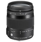 Sigma 18-200mm F3.5-6.3 DC OS HSM for Nikon