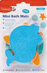 Clippasafe Mini Bath Mats Pack 6