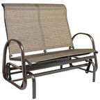 Home4you Rocking chair MONTREAL 2-seater