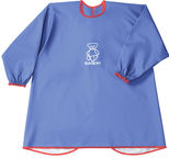 BabyBjorn Eat and Play Smock 044386A Blue