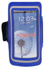 Telone Universal Armband Pouch Case For Fitness Blue