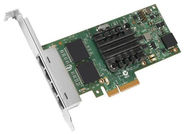 Intel 1GB NET CARD PCIE I350-T4V2 I350T4V2BLK936716