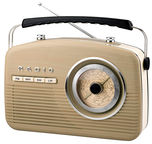 Camry CR 1130 Retro Radio Beige