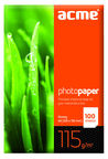 Acme Photo Paper Value A6 115 Glossy 100 pack