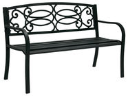Home4you Bench Verde Black