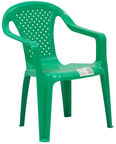 Home4you Baby Chair Green