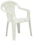 Home4you Baby Chair White