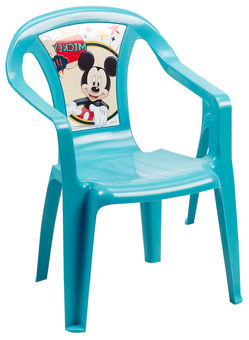 Home4you Baby Chair Disney Mickey Blue  5.37