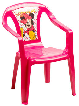 Home4you Baby Chair Disney Minnie Pink  5.37