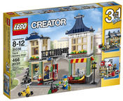 LEGO Toy&Grocery Shop 31036