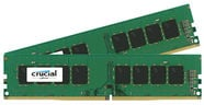 Crucial 8GB 2400MHz DDR4 PC17000 CL15 KIT OF 2 CT2K4G4DFS8213
