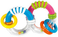 Fashy 3D Ring Rattle 1314