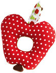 Fashy Rattle Apple 1265 Red