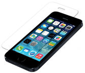 Tempered Glass Extreeme Shock Screen Protector for Apple iPhone 5/5S Front + Back 2pcs