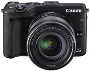 Canon EOS M3 + EF-M 18-55mm IS STM Black