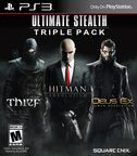 Ultimate Stealth Triple Pack Thief & Hitman Absolution & Deus EX Human Revolution PS3