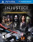 Injustice Gods Among Us Ultimate Edition PSV
