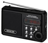 Sencor Pocket Receiver SRD 215 Black