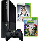 Microsoft XBOX 360 500GB + Plants vs Zombies Garden Warfare + Fable Anniversary + 1M Live