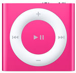 Apple iPod Shuffle 2GB Pink 4th Gen MKM72