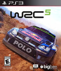 WRC 5: FIA World Rally Championship PS3