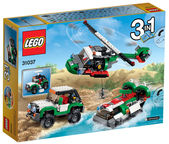LEGO Adventure Vehicles 31037