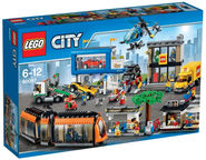 LEGO City Square 60097