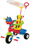 Kiddieland Mickey Mouse Push and Ride Trike 043646